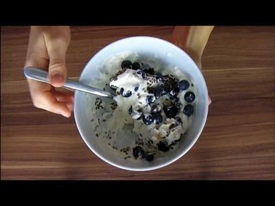 Abnehmen #3 Gesundes Frühstück