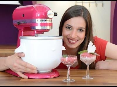 DIY: selbst gemachtes Eis - cremiges Fruchteis und 1-Minute-Eis. Teil 1