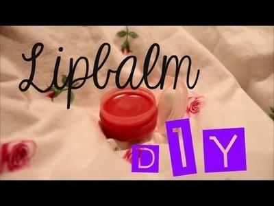 Lipbalm ♥ l DIY