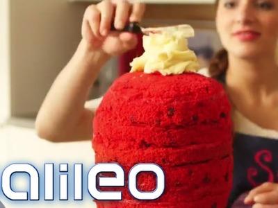 Die Wassermelonen-Torte mit Sallys Tortenwelt | Galileo | ProSieben