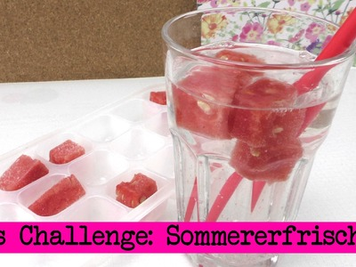 DIY Inspiration Challenge #12 Sommererfrischung | Evas Challenge | Do It Yourself