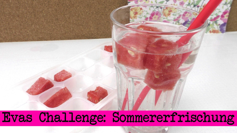 DIY Inspiration Challenge #12 Sommererfrischung | Evas Challenge | Do It Yourself