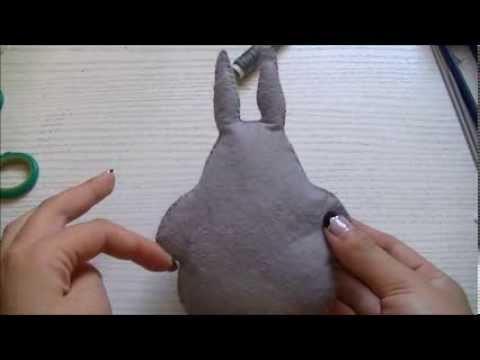 [DIY]#2 Totoro Plush