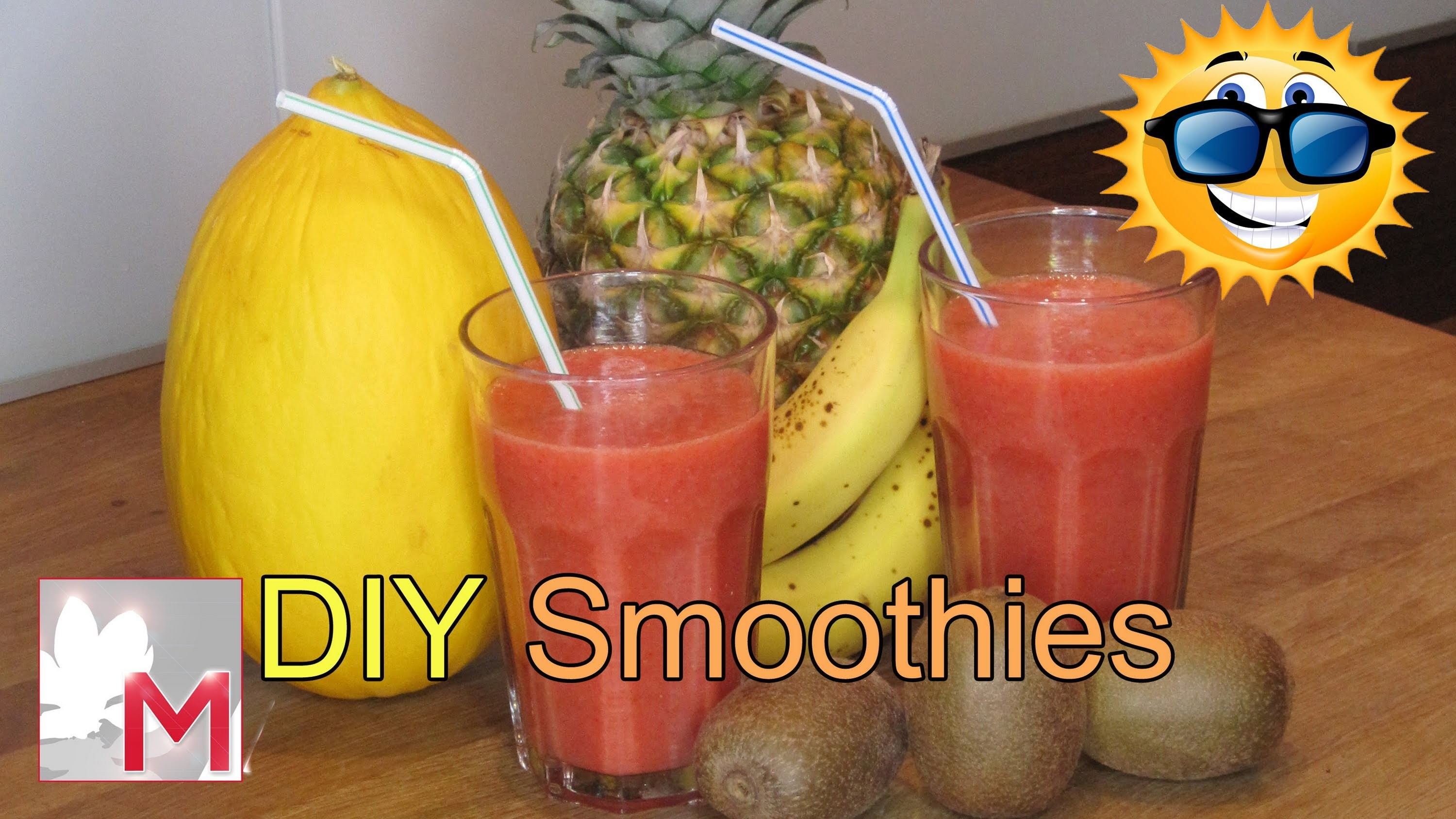 Enjoy Summer DIY Smoothie