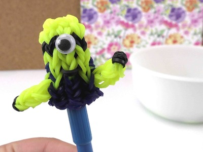 Minion 3D Rainbow Loom - aus