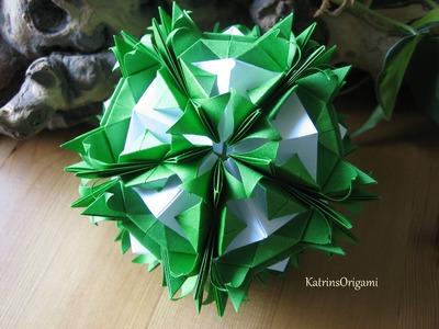 Origami ✿⊱╮ Florentia ✿⊱╮ Kusudama