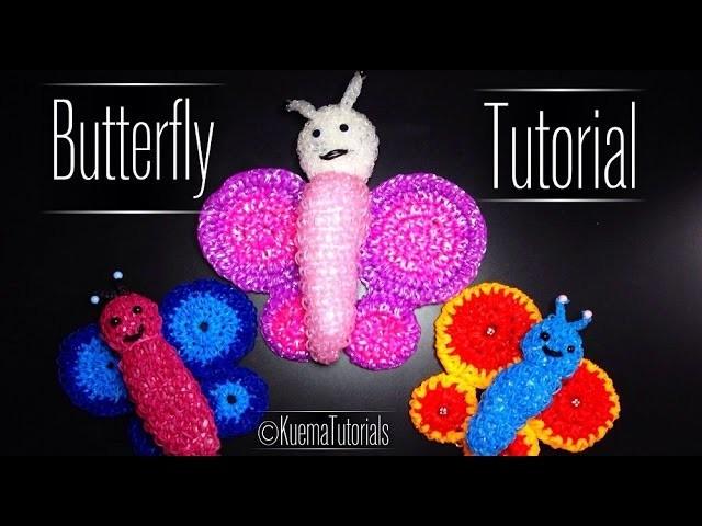 Rainbow Loom 3D Schmetterling | 3DButterfly