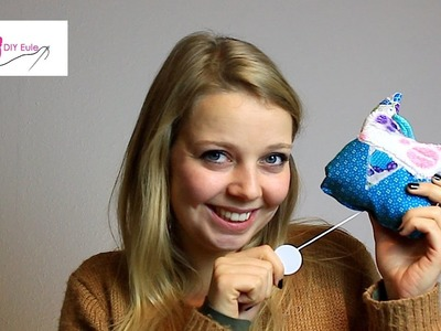 DIY Eule: Spieluhr selber nähen