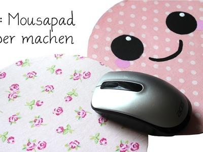 [DIY] Mousepads selber machen | Anielas Fimo