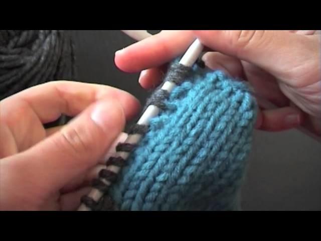 Socken stricken | Teil 6 | Übergang von Ferse zum Fußteil!