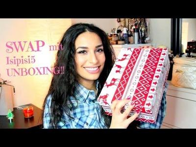☆Tauschpaket (SWAP) mit Isipisi5 - Unboxing!☆