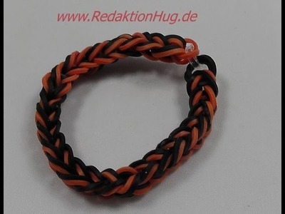 Loom Bands - ohne Rainbow Loom - Deutsch - C