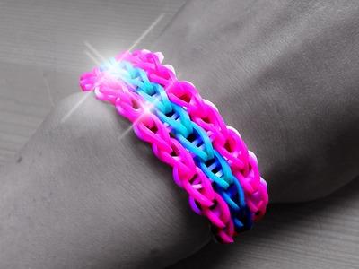 Dreifach-Armband - Dr. Loom - © Woolpedia