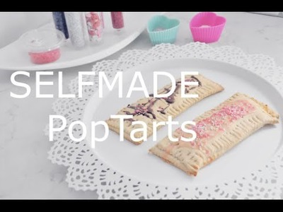 POP TARTS. Selfmade. German. YUMMY. foodlicious