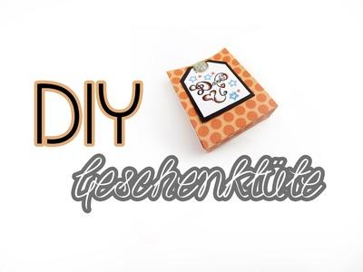 [DIY] Geschenktüte für Kleinigkeiten | Prima für Fimo-Charms :)