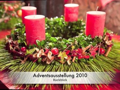 Adventspräsentation 2010 Gregor Lersch - Impressionen