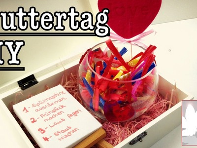 DIY Muttertag - Gutscheine