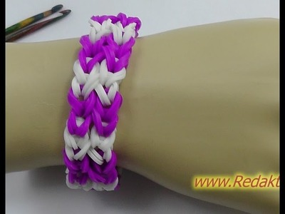 Loom Bands - ohne Rainbow Loom - Deutsch - O