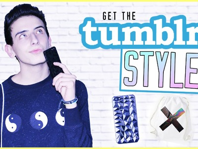 DIY tumblr Klamotten! Sweater, Phonecase & Sportbeutel tumblr mäßig gestalten!