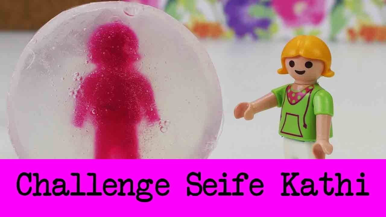 DIY Inspiration Challenge #28 Seife | Kathis Challenge | Tutorial - Do it yourself