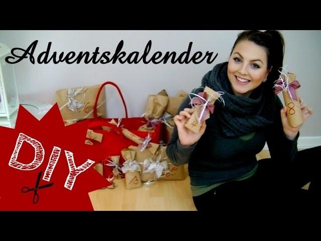 DIY Adventskalender - Weihnachtsreihe #1 ❄