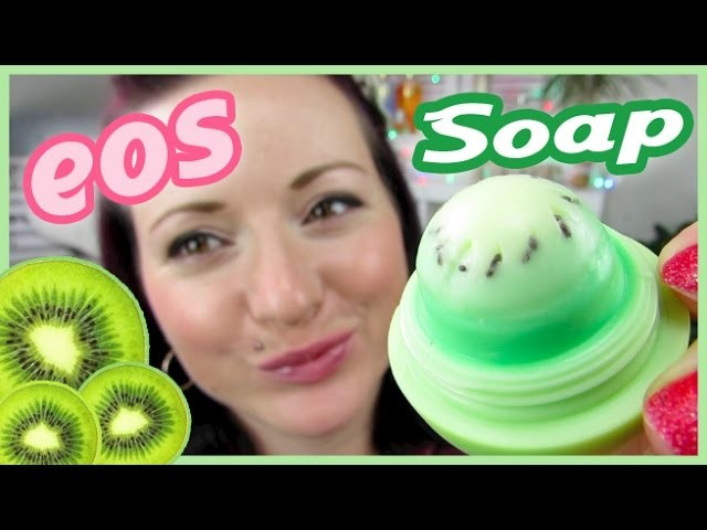 Eos Kiwi Seife Diy   (eos Kiwi Soap Diy). How to make