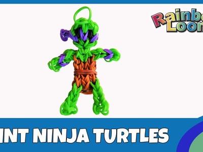 Rainbow Loom TMNT Ninja Turtles - deutsche Anleitung
