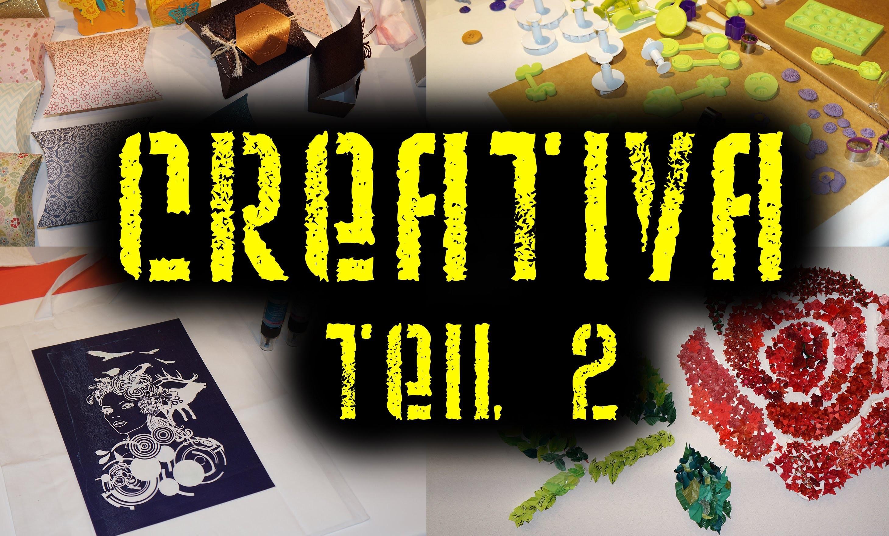 CREATIVA: Bastelblog in Dortmund - Teil 2 (Die Messe)