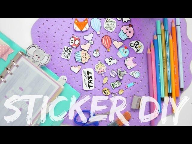 STICKER DIY - FILOFAX, Kalender, Planer | ViktoriaSarina
