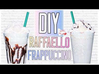 DIY Raffaello FRAPPUCCINO!