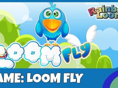 Rainbow Loom Spiel LOOM FLY! - deutsche Anleitung