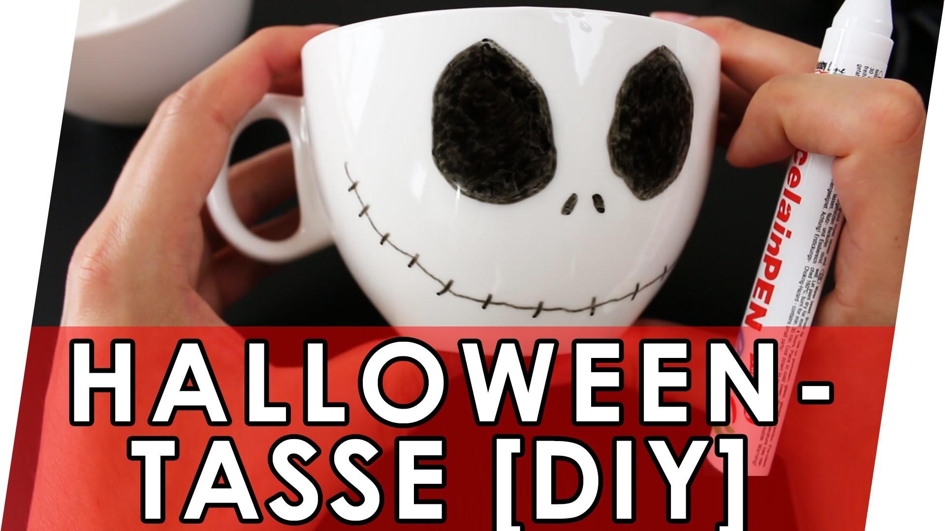 Halloween-Tassen [DIY] | Geniale Fakten, Tipps & Tricks