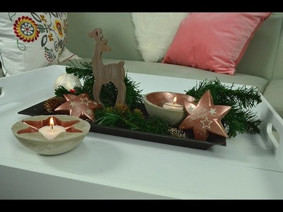 mit kindern basteln zu weihnachten vlogmas chicmomy my crafts and diy projects. Black Bedroom Furniture Sets. Home Design Ideas