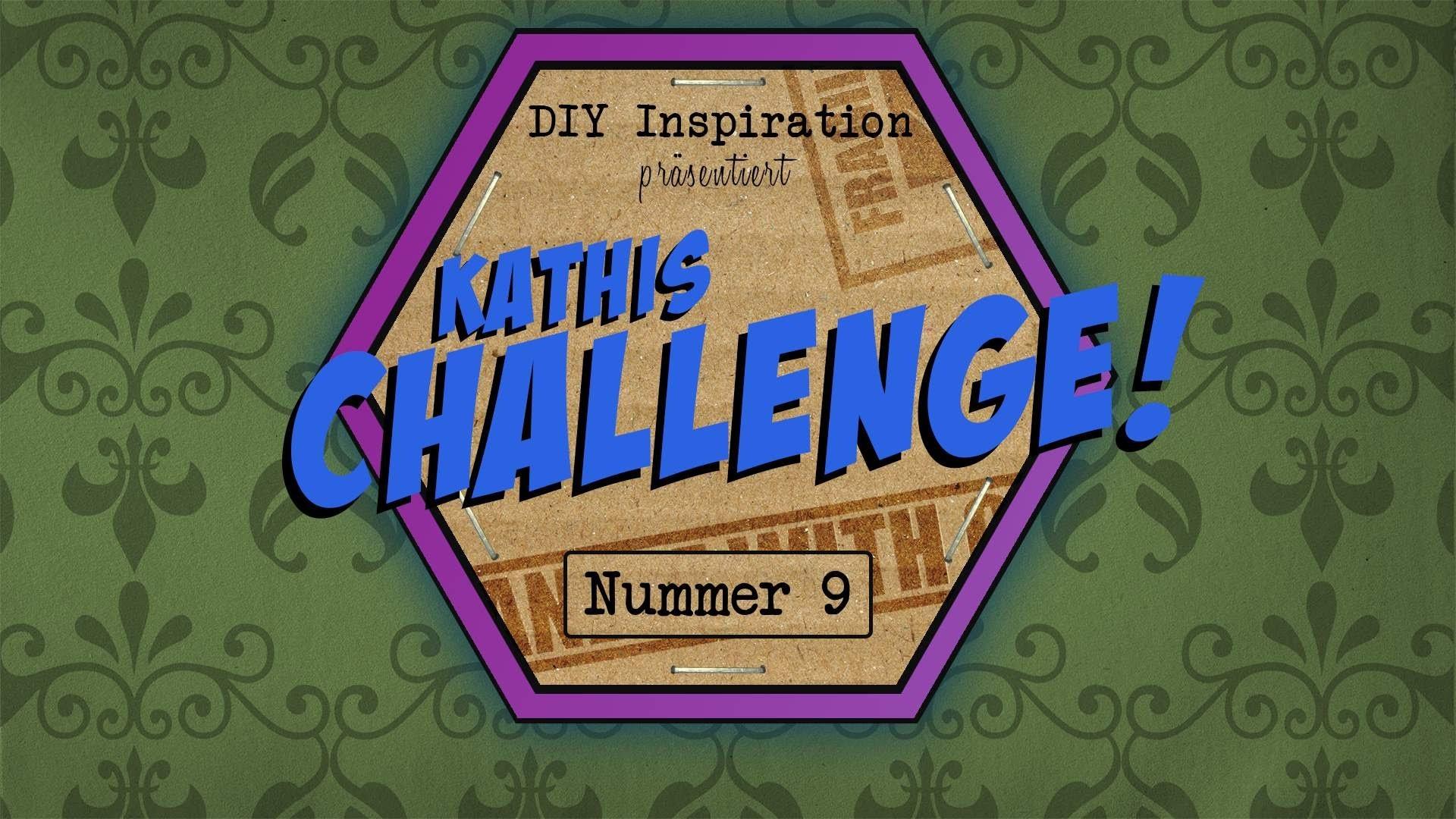 DIY Inspiration Challenge #9 BLUMEN | Eva und Kathi's Challenge | Do It Yourself Tutorial
