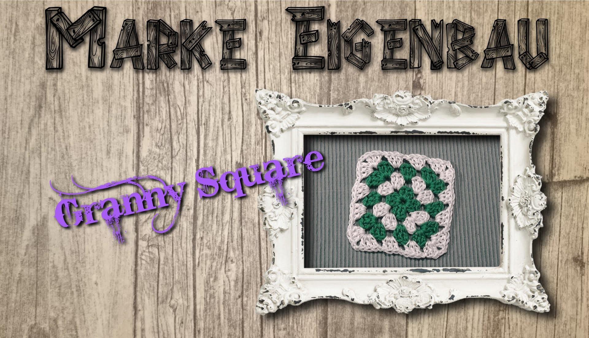 Häkeln Folge 2 - Granny Square Muster 1