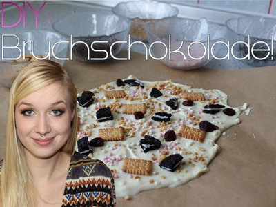 DIY Bruch-Schokolade | Last Minute Geschenk-Tipp