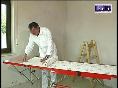 DIY - Tapezieren Leicht Gemacht - Schritt für Schritt (2.4) Professionelle Anleitung
