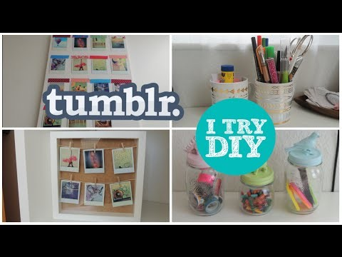 DIY Tumblr Inspired Room Decor (Teil 2)