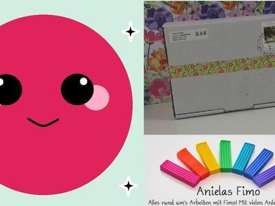 Anielas Fimo - Mein Päckchen von Aniela  - Unboxing. Auspacken :)