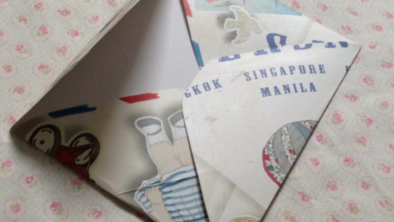 Einen Lustigen Briefumschlag Herstellen - DIY Crafts - Guidecentral