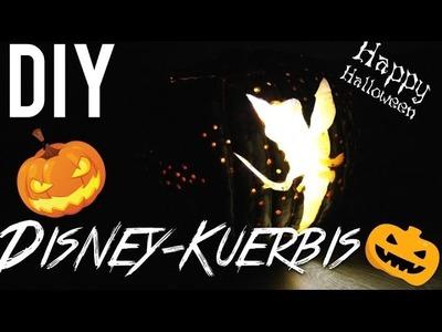 DIY - Disneykürbis - Tinkerbell - YooNessa