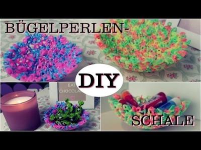 DIY Bügelperlenschale ♥
