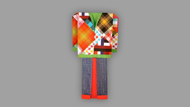 Origami Mann: Paper Figure - Faltanleitung (Live erklärt)