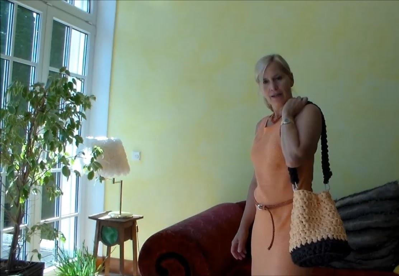 How to fashion - Bucket Bag häkeln