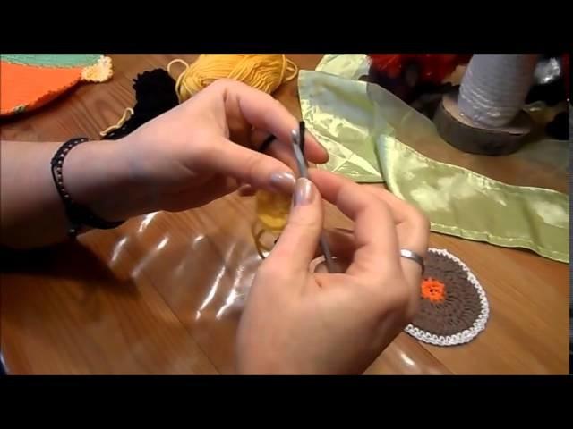 DIY:keka Häkel Schule, # HÄKELN lernen 6. Ring, ,Öse und Kreis häkeln -RUND HÄKELN