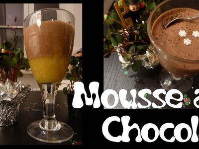 [Kochen mit MauMouse] ☺ Mousse au Chocholat auf Orangen
