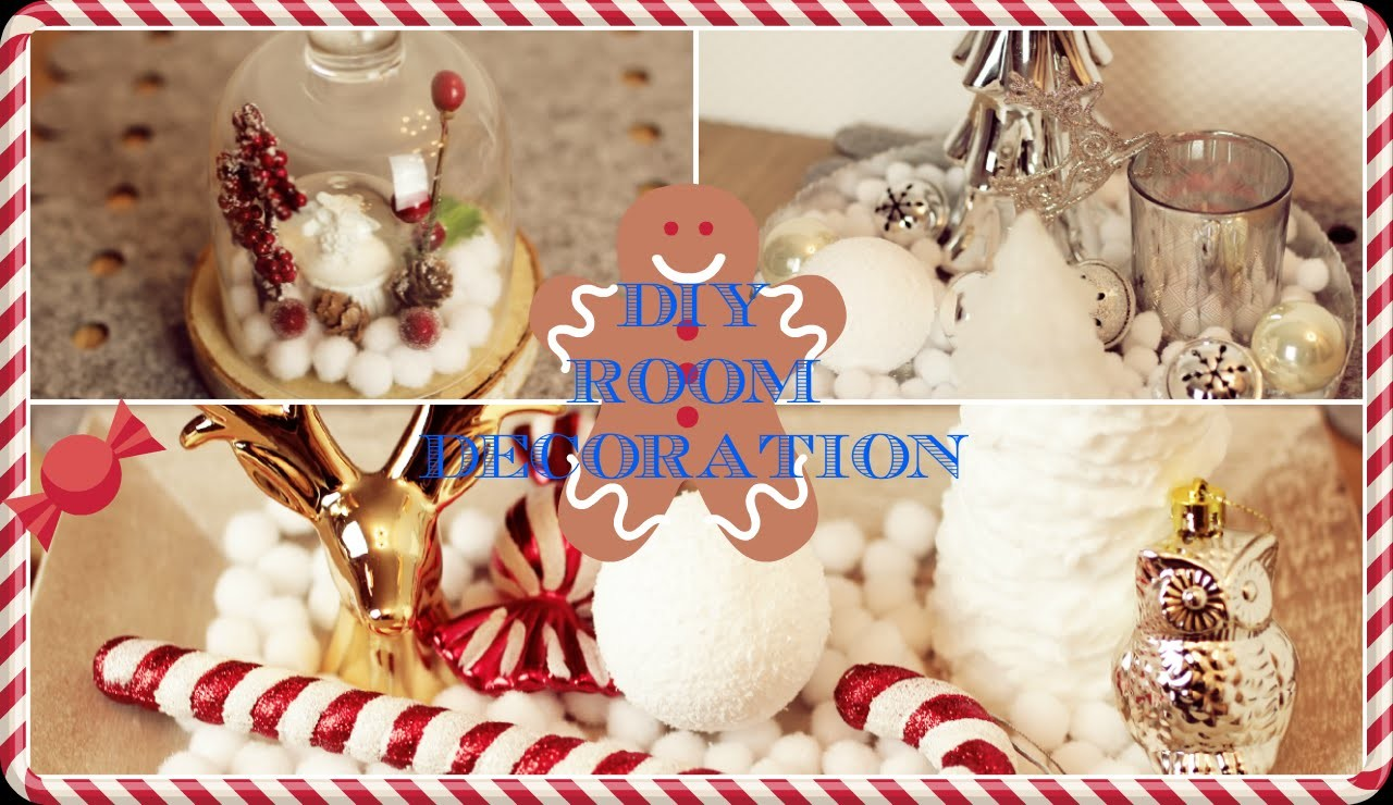 DIY Room Decoration #007XMAS