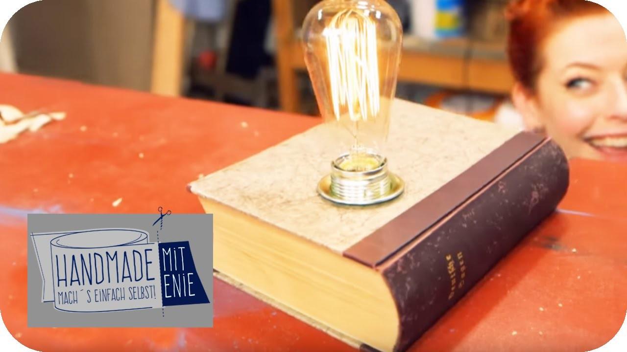 Belesene Lampe  | Handmade mit Enie - Mach's einfach selbst | sixx