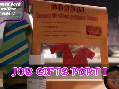 Was soll ich ihr schenken? DIY gift ideas for her! Geschenkideen für Sie *Part 1*