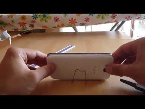 DIY Handyhalter Ständer aus einer Büroklammer